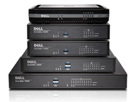 Dell SonicWALL TZ family