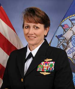 Vice Admiral Jan E Tighe
