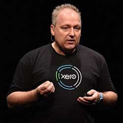 Rod Drury, CEO, Xero