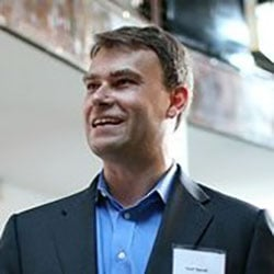 Geoff Barrall, CEO, Connected Data
