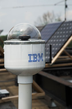 IBM weather forecasting