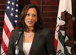 AG Harris, Attorney General, California