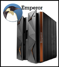 LinuxONE Emperor, Linux mainframe