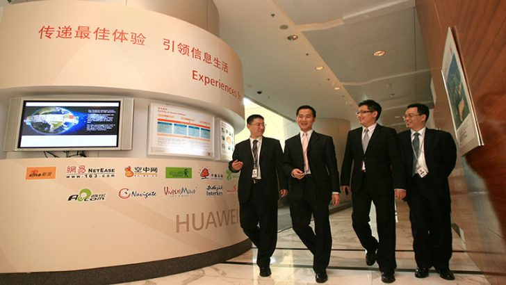 Huawei announces new FusionServer X6800 models at IDF 15