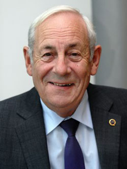 John Allan, National Chairman of the Federation of Small Businesses