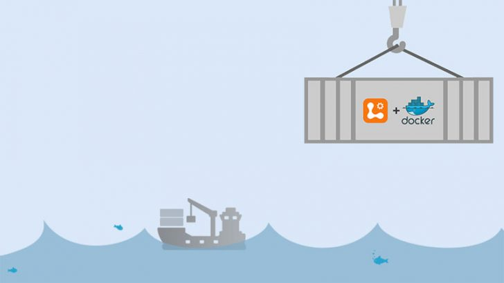 Logentries captures Docker data -
