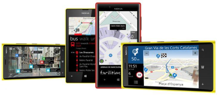 Nokia Here Portfolio