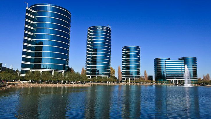 Oracle HQ Redwood Shores