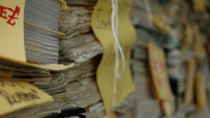Paper - Legal Files (Image Credit : FreeImages.com/Marcelo Gerpe)