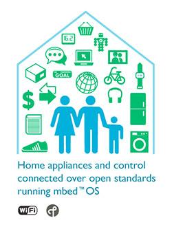 ARM mbed smarthome nano service