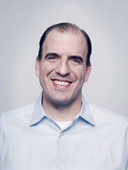 Chris Stolte, Chief Development Officer and co-founder of Tableau Software