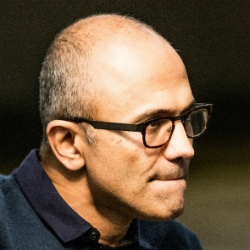 Satya Nadella, CEO,Microsoft Source Microsoft)