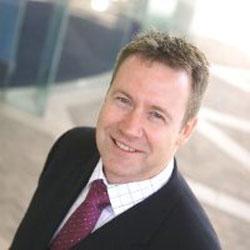 Scott Barlow, IBM Client Director for ANZ Bank