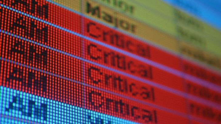 Conditional Formatting can make a Spreadsheet more relevant (Image CRedit Freeimages.com/Rob Rosenhammer