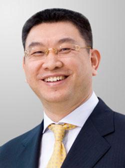 William Xu, Huawei's Chief Strategy Marketing Officer
