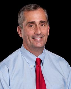 Brian Krzanich, CEO, Intel