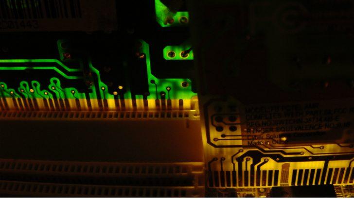 computer-components- - Are IT and Procurement that different? Image Credit (Freeimages.com/Esteban Lifich - 1192101
