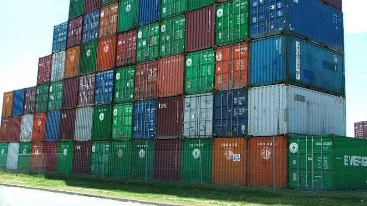 Containers Image Credit : FreeImages.com/Ken Munyard