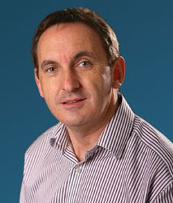 Ian McEwan, VP and General Manager for EMEA, Egnyte
