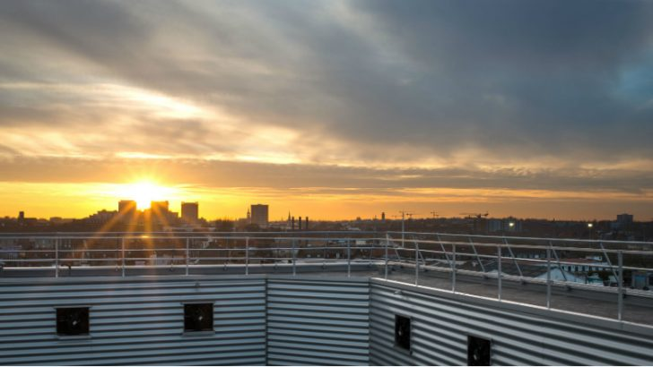 View from Roubaix-4 datacentre, OVH announce apps and IoT academies (Source OVH)