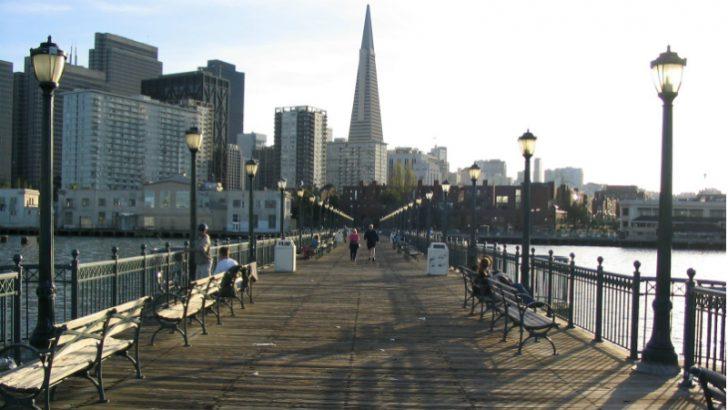 San Francisco (Image Credit Freeimages.com/Luis Castillo)