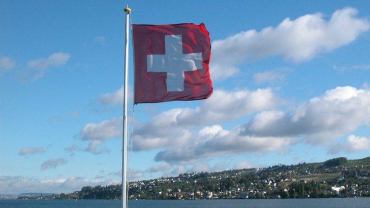 Swiss Flag, lecocqassociate chooses Aderant (Image Credit Freeimages.com/Denis Nordmann