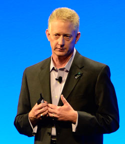 Doug Balog, General Manager for Power Systems at IBM
