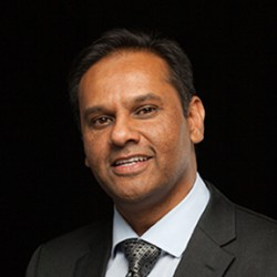 Aamir M Hussein, Executive Vice President and Chief Technology Officer (Image Source: CenturyLink)