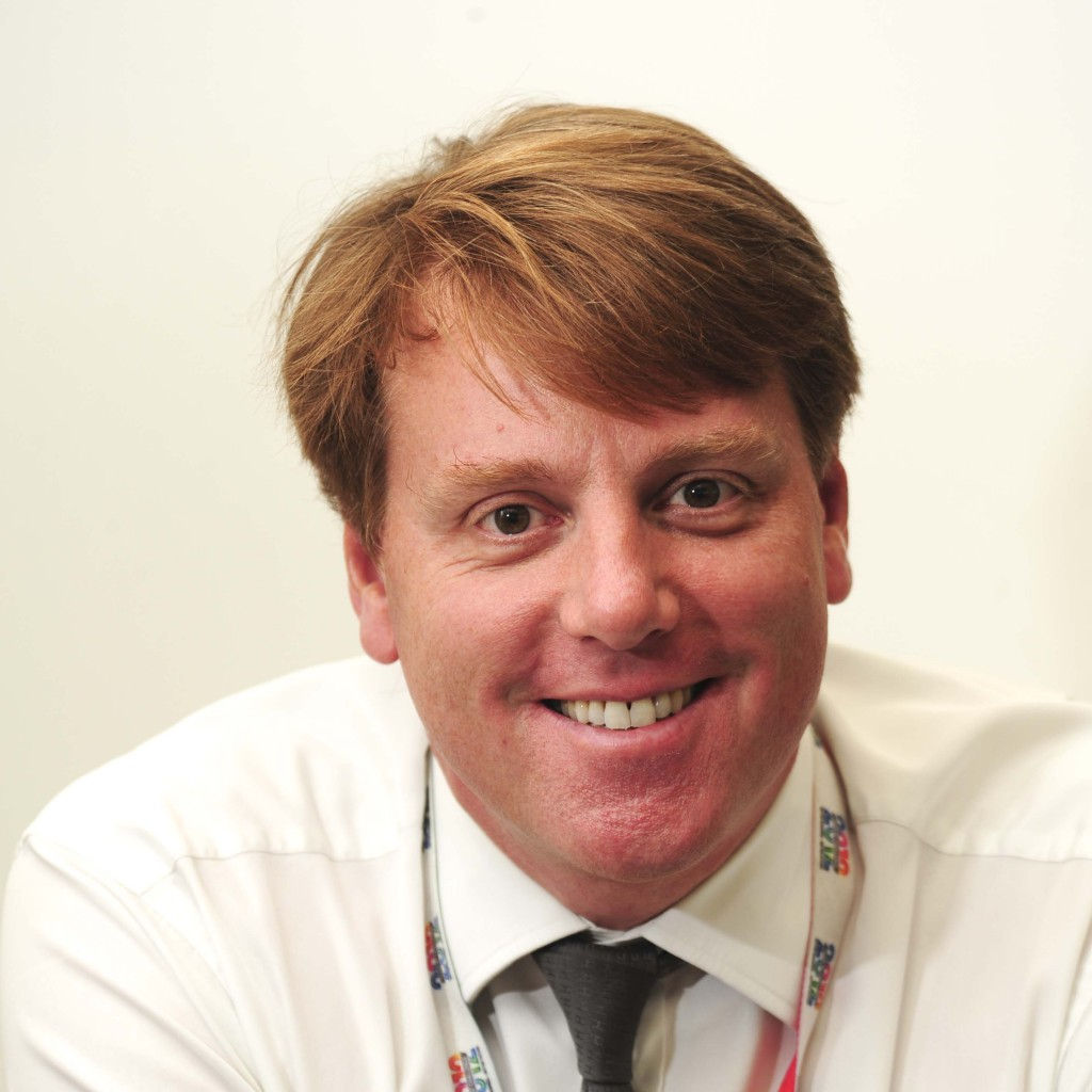 Mark Hughes CEO BT Security (Source BT)
