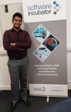 Aamar Aslam, Funding Invoice Ltd