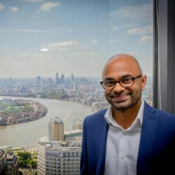 Ash Patel, Director of Business Transformations at Cobweb Solutions (Source linkedIn)