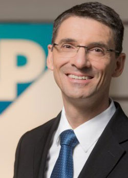 Bernd Leukert, Member of the Executive Board at SAP, Products & Innovation