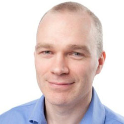 Gregor McNeil, Managing Director, Consumer at Virgin Media