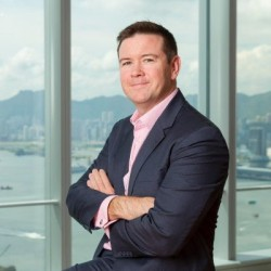 Jim Clarke, Head Marketing, Products & Pricing international at Telstra (source LinkedIn)