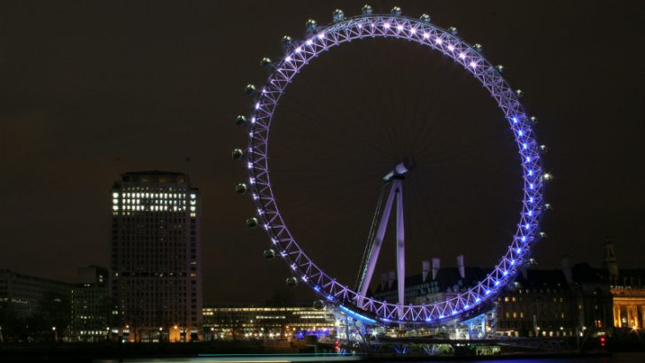 Southbank to be lit up by iBeacons by Live Beacon (Image Credit Freeimages/Bugdog