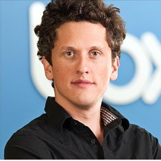Aaron Levie, CEO at Box Inc (source LinkedIn)