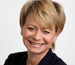 Harriet Green, general manager, Watson IoT and Education