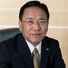 Tetsuya Shoji, President and CEO NTT Communications (Source NTT Communications)