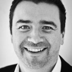 James Fisher, vice president of global product marketing at Qlik Source LinkedIn