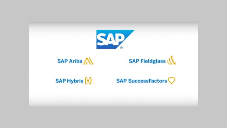 Sap rebrands four subsidiaries SAP Better together (source SAP)