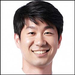Wan-Geu Kim, Managing Director of the IT Department at Mirae Asset