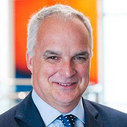 Alan Laing, EVP Global Strategic Partnerships & Alliances, Sage