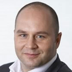 Damian Skendrovic, CEO NTT Com Managed Services