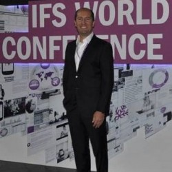 Ergin Öztürk, IFS Turkey Managing Director , Source LinkedIn