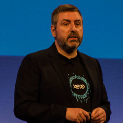 Gary Turner, UK Managing Director, Xero