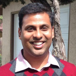 Pradeep Padala, ContainerX CTO and co-founder