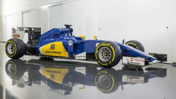 IFS sponsors Sauber in deal for 2016 (Image Source Sauber)