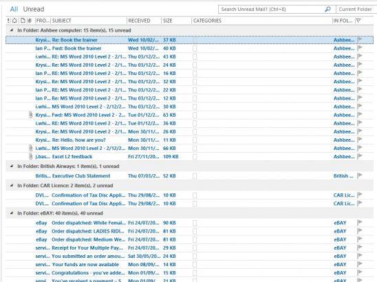 Search Folders 3