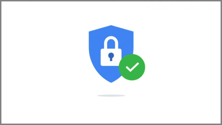 Five Security Steps from Google Image Source Google