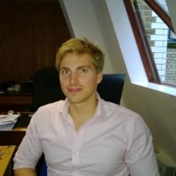 Freddie Toye, Manager at Toye, Kenning & Spencer (Image Source LinkedIn)